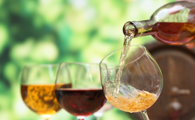 Two Glasses of Wine can Change Your Hormone Levels!